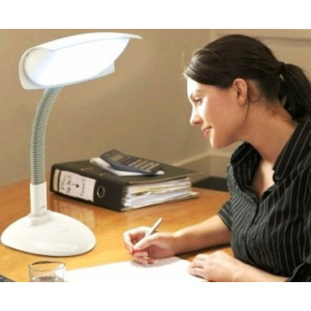 Lampe de luminothérapie Lumie Desk II CE Médical