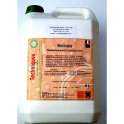 Nomousse super démoussant Biodégradable 5 L