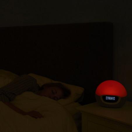 Simulateur d'aube Lumie BodyClock Shine 300 avec Radio FM