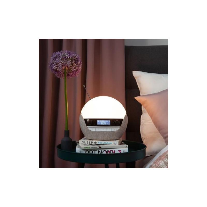 Simulateur d'aube Lumie Bodyclock Luxe 700 FM