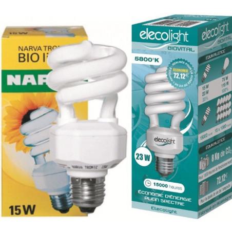 Ampoule BioVital Elecolight et Narva